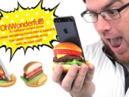 Phone Stands That Looks Like Food