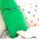 Pickle Body Pillow