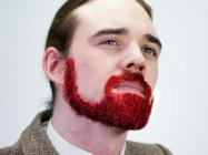 The Glitter Beard Kit Makes Your Facial Hair Super Sparkly