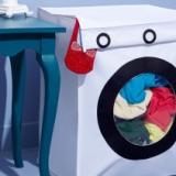 Washing Machine Hamper