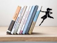Superhero Bookends... Now With More GIRL POWER!