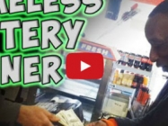 A Homeless Man's Reaction To Winning The Lottery