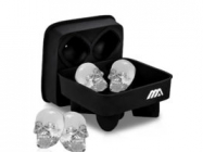 3D Skull Silicone Ice Mold