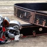 Super Mario Leather Belt
