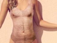 The Hairy Chest Swimsuit Is Truly Something To Behold