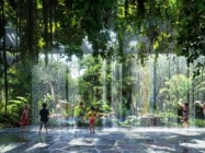 This Luxury Hotel Is The First Hotel To Have A Rainforest Inside!