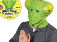 The Praying Mantis Mask You've Always Wished For Now Exists
