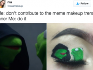 Eye Makeup Memes Exists, Because Of Course They Do