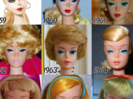 See How Barbie's Face Has Changed Over The Years...