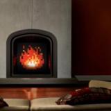 Zelda Pixel Fireplace Art