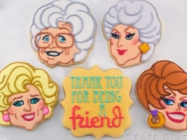 Who Needs Friends When You Have Golden Girls Cookies?