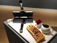 Now You Can Actually Own The Keyboard Waffle Iron IRL