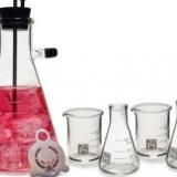 Erlenmeyer Vaccum Flask Shaker Set