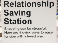 A Hilarious Relationship Saving Station Pops Up At A Local IKEA