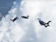 Watch These Skydivers Play A Game Of Quidditch In The Sky