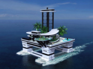 This Mobile Private Island Probably Costs A Bajillion Dollars