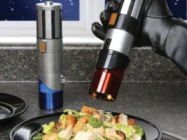 Check Out These Lightsaber Salt And Pepper Grinders