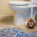 Poop Emoji Plunger