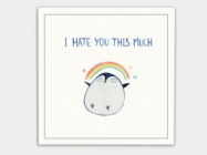 These Watercolor Postcards For Your Enemies Are Hilariously Evil