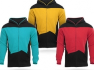 Star Trek Uniform Hoodies