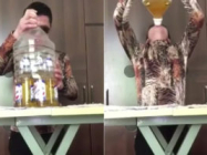 Watch This All-Star Drink Six Beers Simultaneously