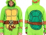 Teenange Mutant Ninja Turtles, Heroes In Pajamas, Turtle Power!
