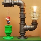 Mario Pipe Lamp