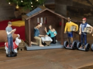 Hipster Nativity Scene & More Incredible Links