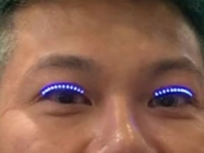 LED Eyelashes Are Coming Soon To A Kickstarter Near You