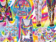 STOP EVERYTHING: There's A Lisa Frank Clothing Line For Adults