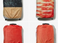 Your Suitcase Smells... Fishy: Sushi Luggage Covers