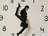DIY Ministry Of Silly Walks Clock
