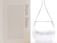 Amymami Storm Glass Weather Predictor