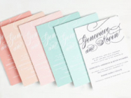 Creating Invitations for your Dream Wedding