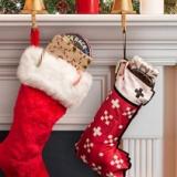8-bit Christmas Stocking
