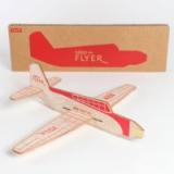 Balsa Wood Airplane Turbo Flyer