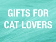 The Purrfect Gifts For Cat Lovers