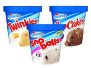 CupCakes, Ding Dongs, Sno Balls And Twinkies Ice Cream!!!!!
