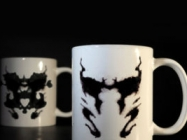 What Do You See In This Rorschach Inkblot Mug?