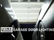 Garage Door Lighting providing daylight saving all-year round with 14,400-lumen system