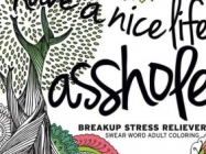 Dry Your Eye, The Breakup Coloring Book Is Here To Help