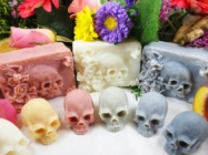 Skull Shaped Soap Is The Coolest Shaped Soaps (Sorry, Seashells!)