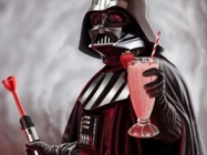 GIVEAWAY: Darth Vader Light Saber Handheld Blender