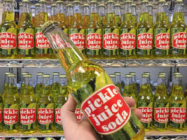 Pickle Lovers Rejoice! Pickle Juice Soda Is A Thing That Exists