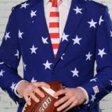 Patriotic Suits