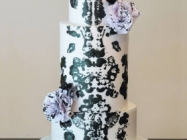 Now You Can Psychoanalyze Your Wedding Guests With A Rorschach Test Wedding Cake