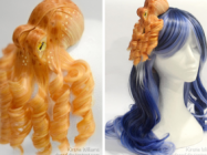 You're Definitely Gonna Want One Of These Octopus Hairpieces