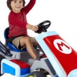 Life-Size Mario Kart Car