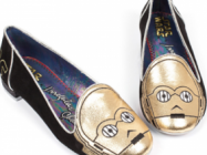 These ARE The Star Wars Shoes You're Looking For