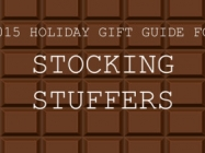 2015 Gift Guide For Stocking Stuffers Under $20